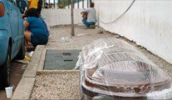 Por la pandemia, Ecuador enfrenta una crisis en el manejo…