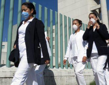 COVID-19: México suma 23 defunciones; hay 185 personas en estado crítico