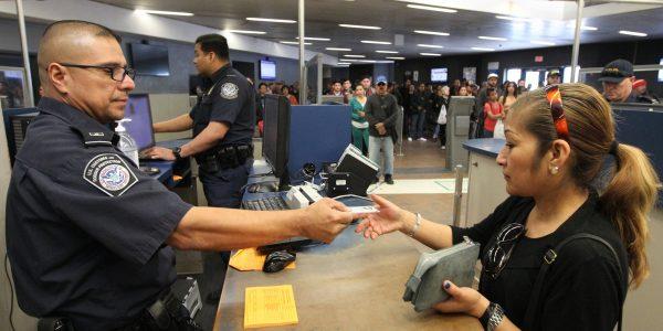 Anuncian nuevos horarios en garitas de Mexicali, Tijuana y Tecate