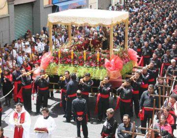 Procesión del Silencio, cancelada por primera vez en Puebla