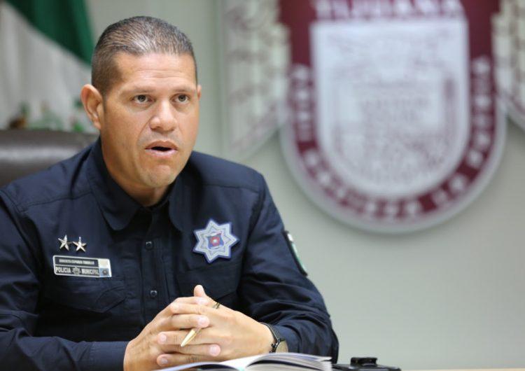Director de la policía de Tijuana da positivo de Covid-19