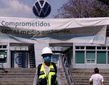 VW descarta que existan trabajadores contagiados