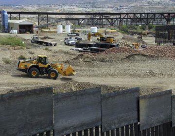 EU demanda a un orfanato de Texas para poder seguir con la construcción del muro fronterizo