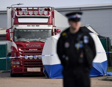 Trece detenidos en Bélgica por caso de camión con migrantes muertos en Inglaterra