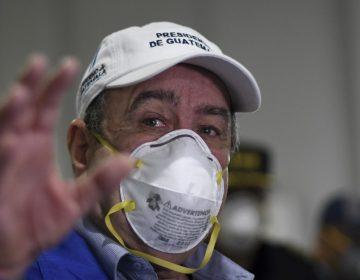 Irresponsabilidad en México incrementa casos de COVID-19, afirma presidente de Guatemala