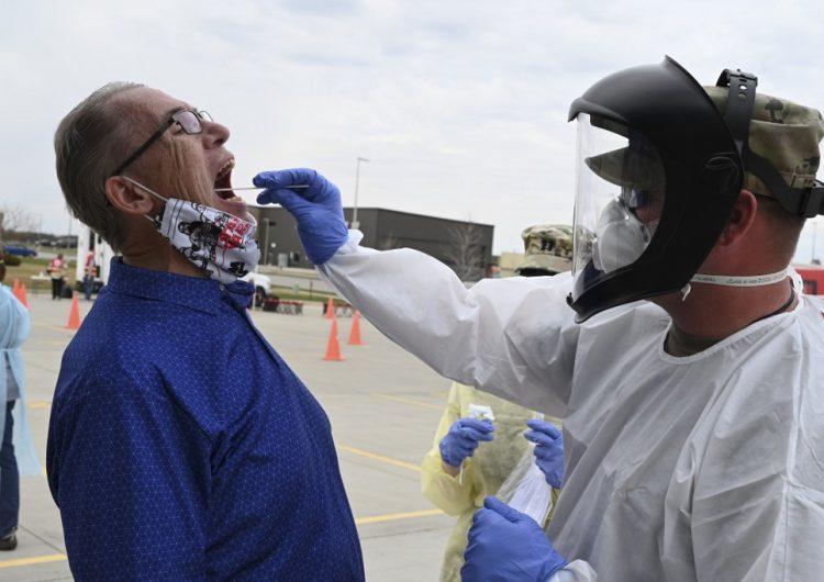 """El nuevo coronavirus es de origen animal: OMS; declaraciones de EU son """"especulativas"""""""