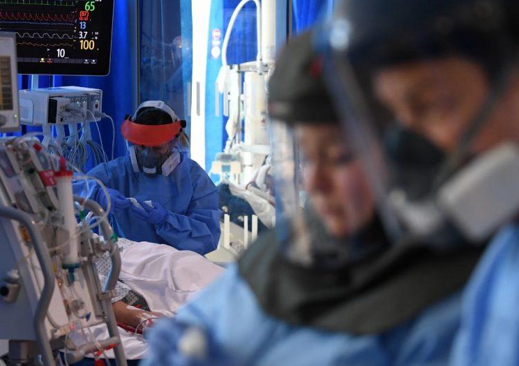 ReinoUnido se convierte en el segundo país con más muertes por COVID-19