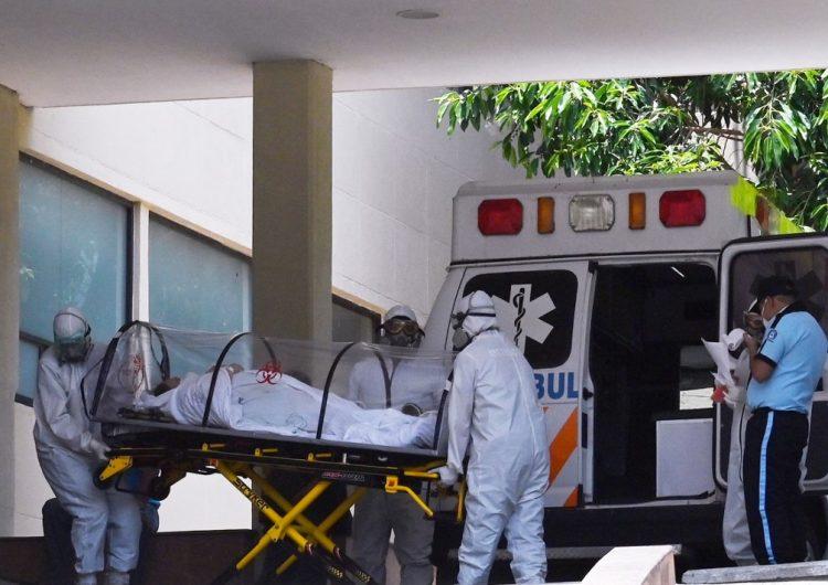 México registra 3,353 muertes por COVID-19; hay 8,283 casos activos