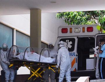México suma 197 muertes en las últimas 24 horas; hay más de 7,000 casos activos