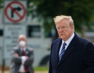 """Trump niega supuesto complot en Venezuela y dice que si lo hiciera sería una """"invasión"""""""