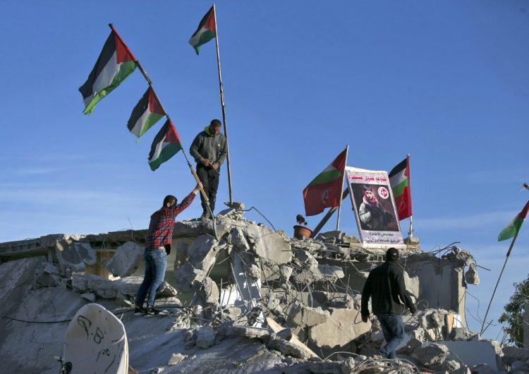Los palestinos amenazan con dejar de cooperar en seguridad con Israel