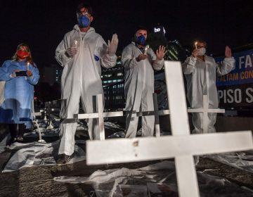 Brasil es la región de América Latina más golpeada por la pandemia de COVID-19