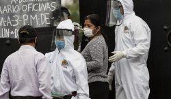 Mueren 424 personas por COVID-19 en México; supera los 6,000…