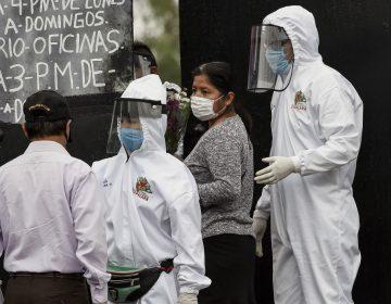 Mueren 424 personas por COVID-19 en México; supera los 6,000 fallecimientos