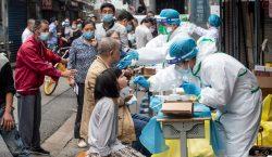 Wuhan detecta 189 casos asintomáticos de COVID-19, tras realizar más…