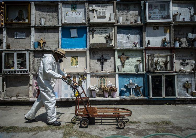 """América Latina es """"un nuevo epicentro"""" de la pandemia; México ocupa el lugar 10 en fallecimientos"""