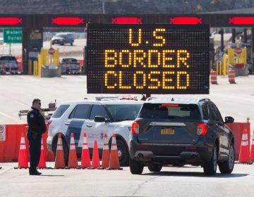 México, Estados Unidos y Canadá extienden un mes su cierre fronterizo