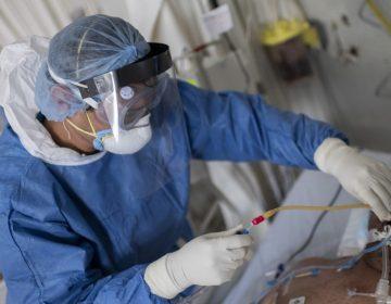 México rebasa las 7 mil muertes por la pandemia de COVID-19