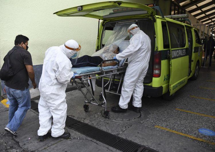 Más de 5 millones de casos de coronavirus en el mundo