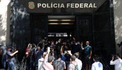 La Policía Federal de Brasil investiga a aliados de Bolsonaro…