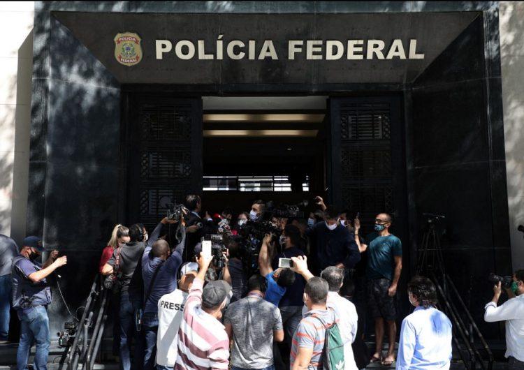 La Policía Federal de Brasil investiga a aliados de Bolsonaro por difundir noticias falsas