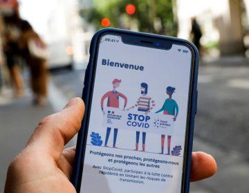 StopCovid, la app del gobierno francés para rastrear contactos de personas contagiadas de COVID-19