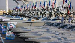 Irán amplía su flota y advierte a la marina estadounidense…