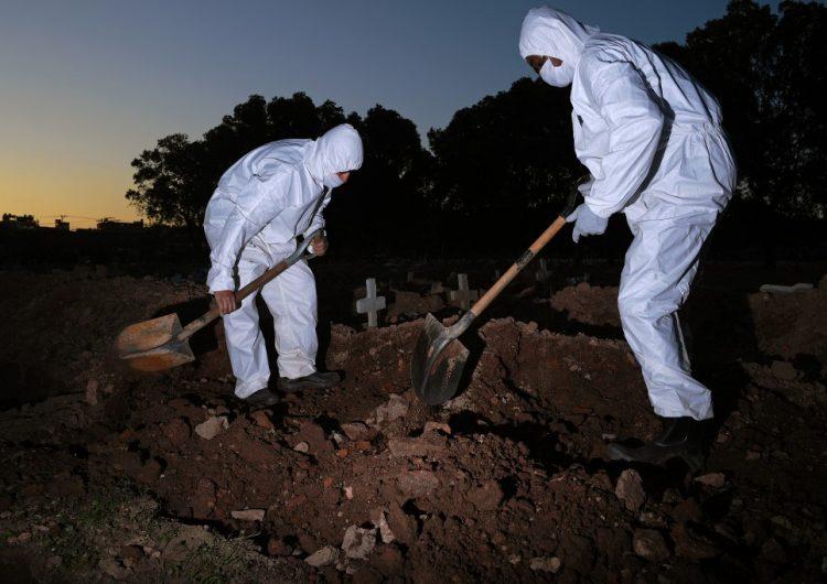 Brasil supera a España, ya es el quinto país con más decesos por COVID-19