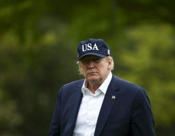 """""""México está experimentando grandes problemas con el coronavirus"""", dice Trump y promueve el muro"""