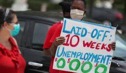 Más de dos millones de personas solicitan subsidios de desempleo…