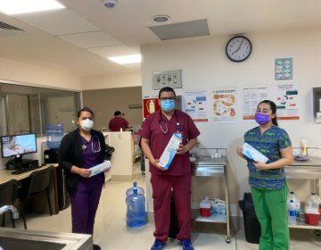 Grupo Abadi entrega más de 15 mil 900 cubrebocas a profesionales de la salud y servidores públicos