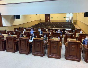 Aprueba Congreso de Aguascalientes sesiones plenarias virtuales por contingencia