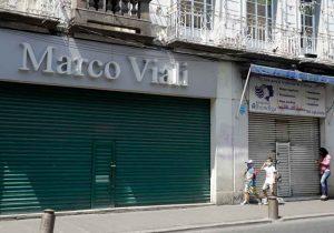 600 comercios cerraron a causa del coronavirus en Puebla