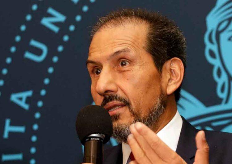 Alfonso Esparza anuncia fechas para el Proceso de Admisión 2020 de la BUAP
