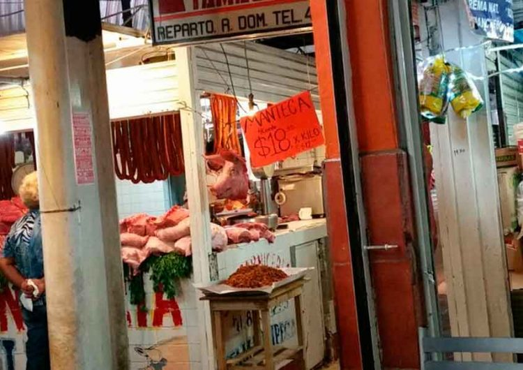 Por Covid | Anuncia Gobierno del Estado de Puebla regulación de mercados para la entrega de mercancía