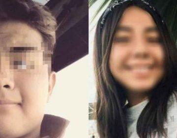 Audio revela que exnovio citó a Michel, un día después aparece en canal de aguas negras en Puebla