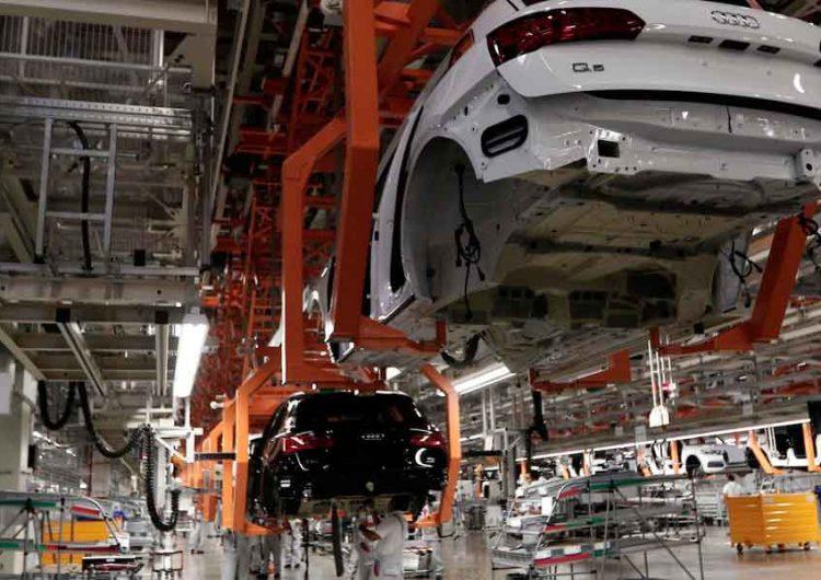 Barbosa agradece a VW, Audi y construcción por no retomar actividades