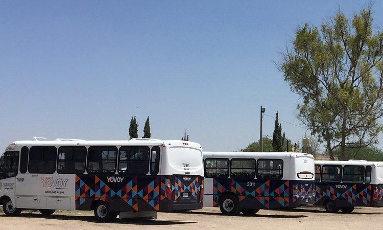 Publican convocatoria para concesiones SITMA del transporte público de Aguascalientes