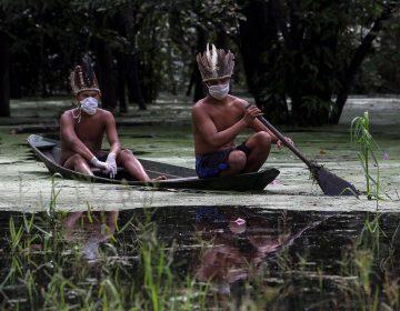 Coronavirus ahora acecha a 38 pueblos indígenas de Brasil