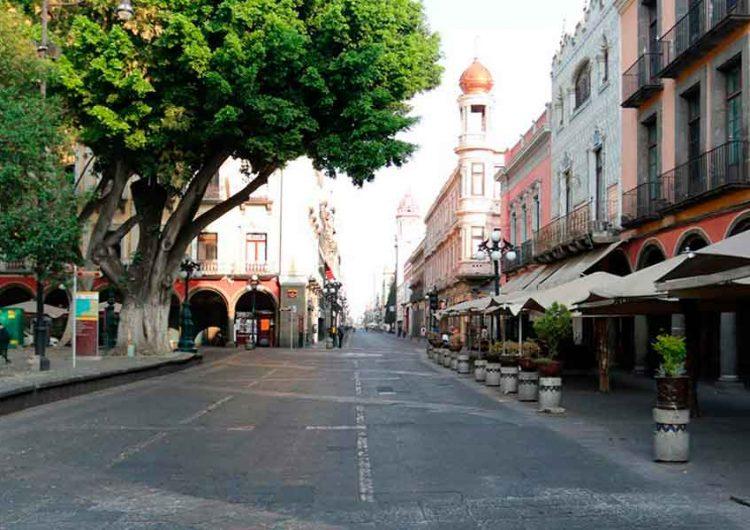 Se ampararán comerciantes de Puebla ante el cierre vehicular en el Centro Histórico
