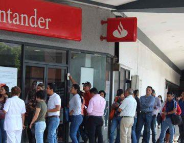 ALERTA. En Puebla cajeros automáticos del Banco Santander retienen tarjetas