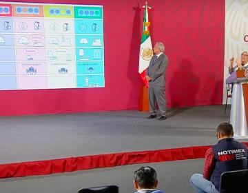 La 'nueva normalidad': Con semáforos, México alista reapertura ante la pandemia de COVID-19