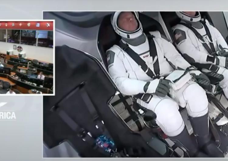 El clima detiene a SpaceX y la NASA: se cancela el lanzamiento de su cohete