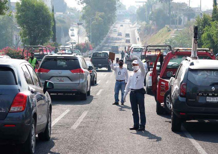 """Conceden primer amparo contra el """"Hoy no Circula"""" en Puebla"""