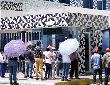 Contagios Covid en Puebla; 123 en 24 horas