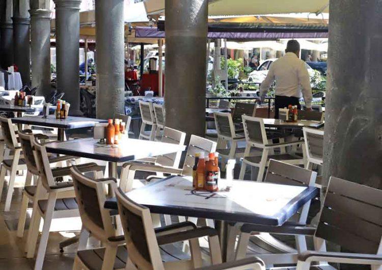 Coronavirus llevó a la quiebra a 30 restaurantes