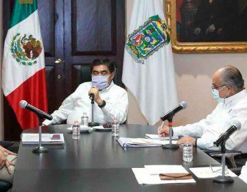 Curva de contagio por Covid-19 bajará en Puebla a finales de junio