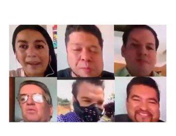 Diputados de Puebla se burlan de las críticas a la Ley de Educación que aprobaron