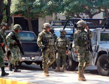 Diputados panistas de Puebla, contra la militarización ordenada por AMLO