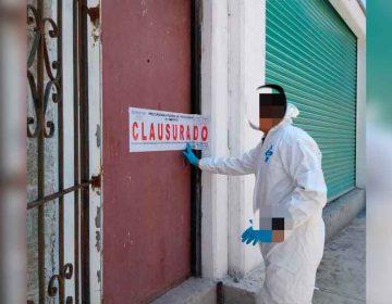 En Puebla, FGR asegura bodega con residuos biológicos